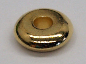 9x2mm Donut Washer Qty: 50 - Bead Shack