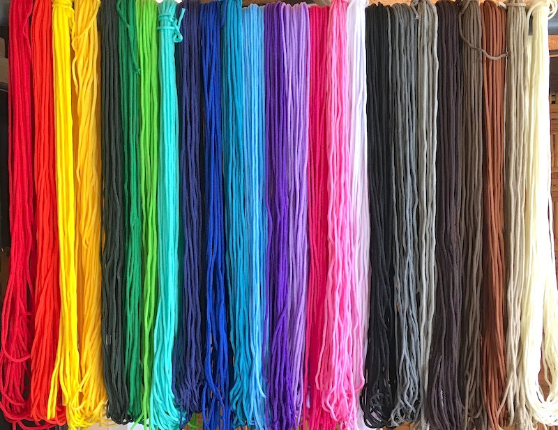 NYLON Ropes (30 metres) - 24 colours available