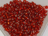 8/0 Seed Beads SILVERLINED - for General Beading