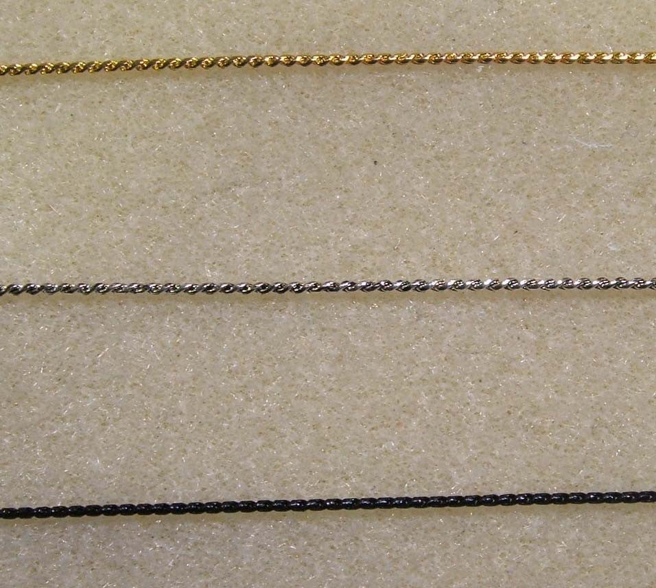 Nickel Snake Chain Qty: 1 - Bead Shack