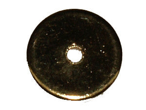 Gold 10mm Washer Disc Qty: 50