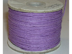 .5mm Wax Cotton Cord - colour choice available