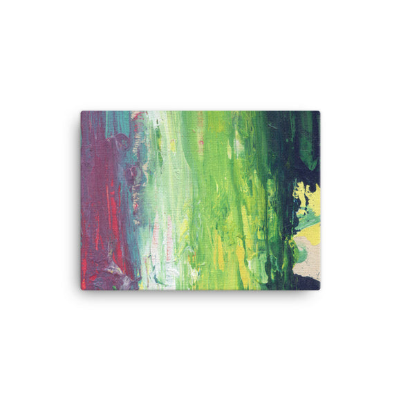 Canvas print of Fragment Abstraction