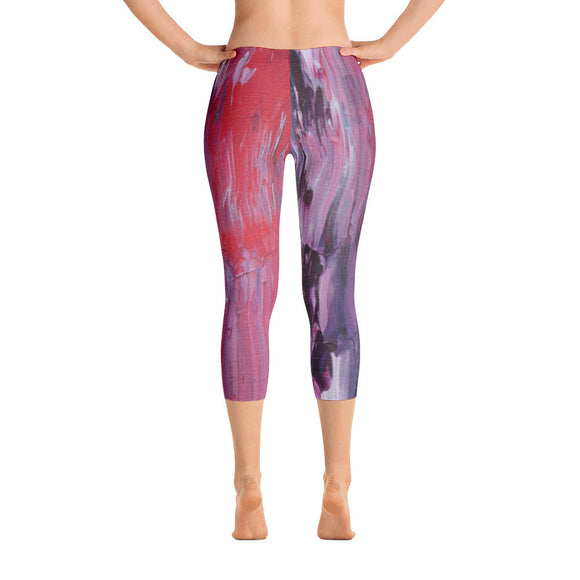 Fragment 22 Capri Leggings