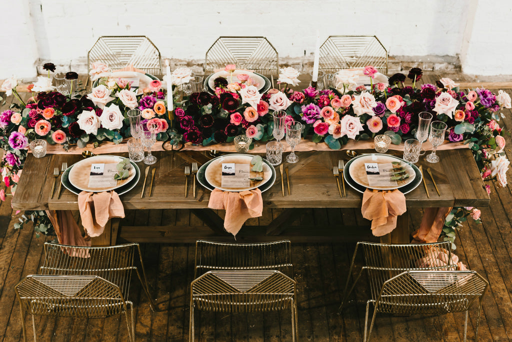 Styled Shoot at Commune