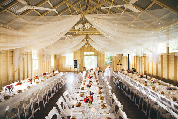 Athol Hall Sydney wedding reception