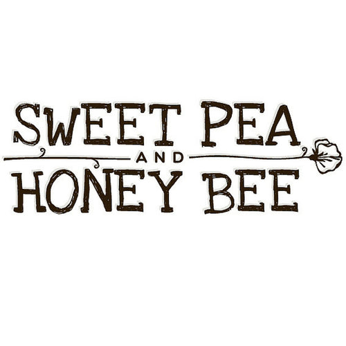 Sweet Pea and Honey Bee logo.