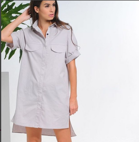 Tammy Shirtdress