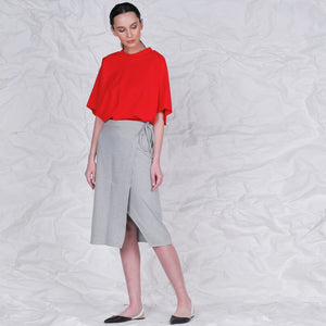 Bianca wrap skirt