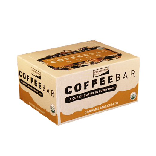 Caramel Macchiato 12 Bar Box