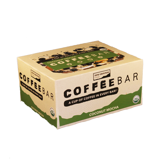 Coconut Mocha 12 Bar Box