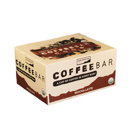 Mocha Latte 12 Bar Box