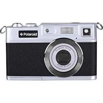 Vivitar Polaroid IE827-BLK Retro 18MP Digital Camera