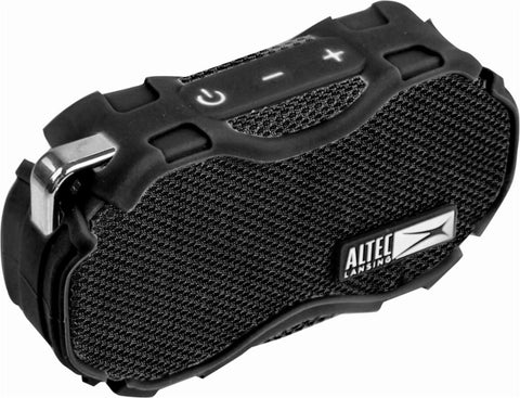 Altec Lansing IMW269N-BLK Baby Boom Portable Bluetooth Speaker - Black