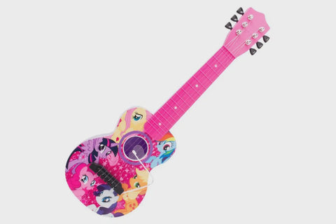 "MY LITTLE PONY GT1-01057 21"" MINI GUITAR"