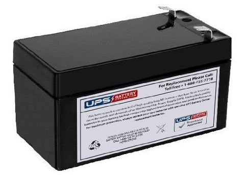 RB12-12 Rechargeable  Battery 12amp , 12volt