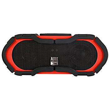 ALTEC LANSING IMW576-RED BOOMJACKET BLUETOOTH SPEAKER - RED