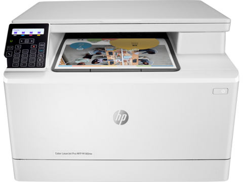 HP Color LaserJet Pro M180nw All-In-One Network Wireless Laser Printer