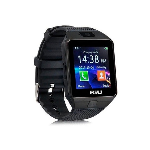 RIU R-160 SMART WATCH - BLACK
