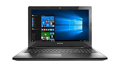 "Lenovo Z50-75 AMD Quad-Core FX-7500 2.1GHz 1TB 8GB 15.6"" (1366x768) DVD-RW BT WIN10 Webcam BLACK"