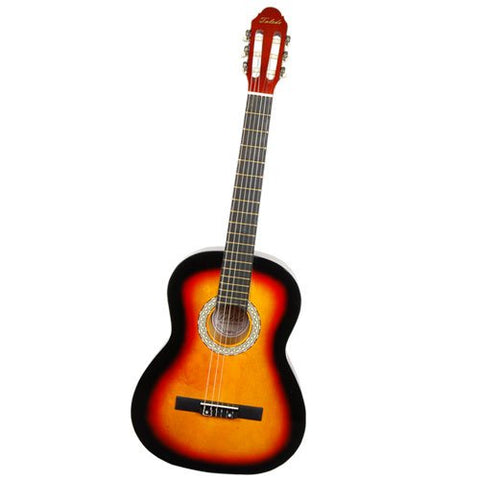 "toledo 39"" acoustic guitar with bag acg-3910sb with bag - Sun"