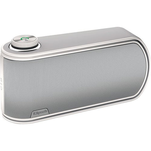 Klipsch GIGWHT GiG Portable Wireless Music System with aptX Bluetooth - White