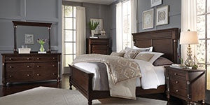 Standard Furniture 99100 OXFORD 4pc Bedroom Set