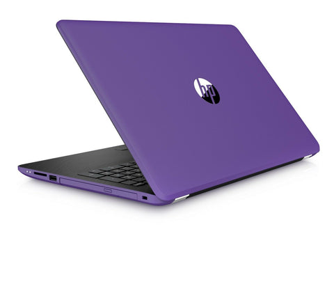 HP 15-BW003 AMD E2-9000e 1.5GHz 500GB 4GB 15.6in (1366x768) DVD-RW BT WIN10 Webcam AMETHYST PURPLE