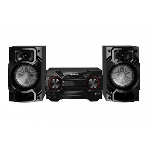 Panasonic SCAKX300 450 Watt Component Set/Mini Audio System w/ Bluetooth