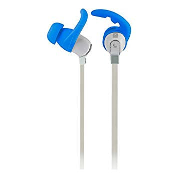 Altec Lansing MZW101-AB Water Proof Bluetooth Earphones - Aqua