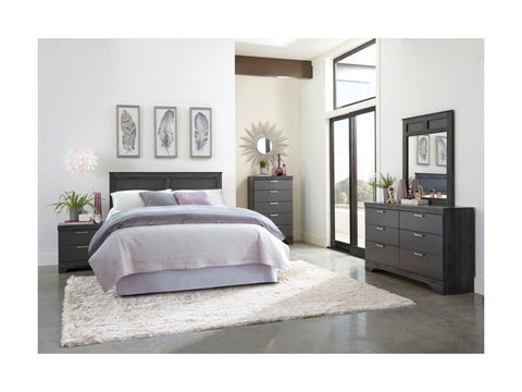 Standard Furniture 57502 Irvine 5pc Queen/Full Bedroom Set