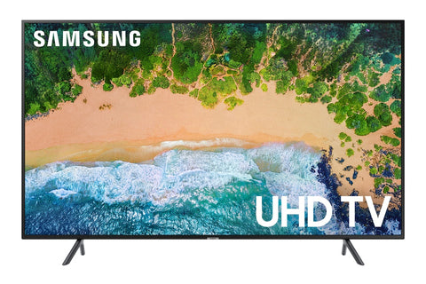 "SAMSUNG 50"" Class 4K (2160P) Ultra HD Smart LED HDR TV UN50NU7100FXZA"