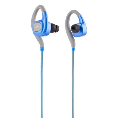 Altec Lansing MZX500 BT IPX6 Around The Ear Sport Earphone - Blue