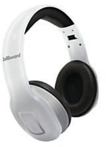 Billboard BB1999 Bluetooth Wireless Folding Headphones With Enhanced Bass, Controls, and Microphone