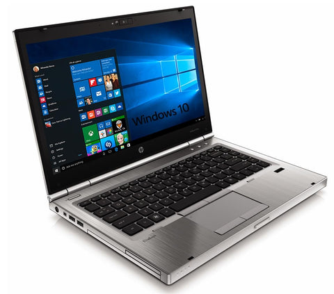 "HP EliteBook 8460p Core™ i5-2540M 2.60Ghz 320GB 8GB 14"" (1366x768) DVD-RW WIN10 Home Webcam"