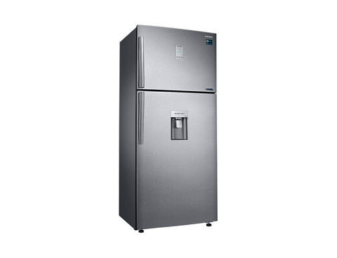RT53K6541SL/AP 19CuFt TMF Fridge w/ Digital Controls & Water Disp 1. TWIN COOLING PLUS: - Separate cooling evaporator for fridge and freezer. - Fridge: Keeping Optimal Humidity up to 70%, Ideal Storage for Vegetables. - Freezer: No mix odors from fridge.