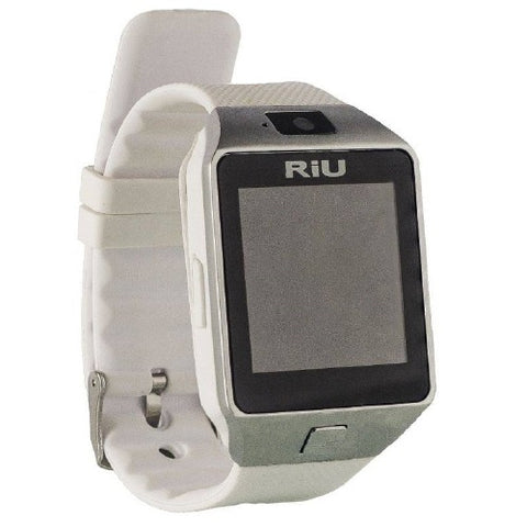 RIU R-160 SMART WATCH - WHITE