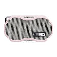 Altec Lansing IMW269-PKG Baby Boom Portable Bluetooth Speaker - Pink