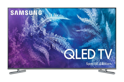 Samsung QN55Q6F 55-Inch 4K Ultra HD Smart QLED TV