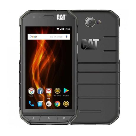 CATERPILLAR CAT S31 RUGGED WATERPROOF SMART PHONE GSM UNLOCKED