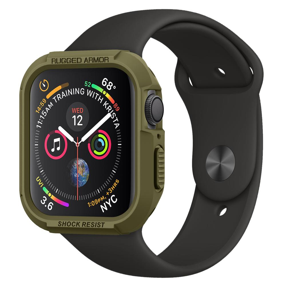Apple Watch Series 4 44mm - Spigen Rugged Armor