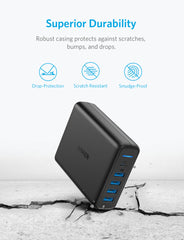 Anker PowerPort I PD with 1 PD and 4 PIQ / PowerPort Speed 5 with USB C