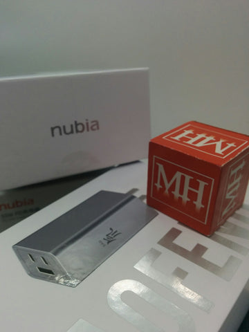 55w Nubia red magic 5g original charger dock set