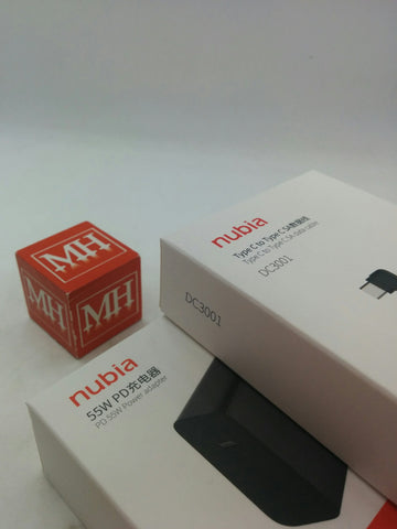 55w fast charger by red Magic Nubia set MHJUN