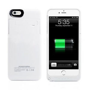 Apple iPhone 6 Plus - External Battery Case 5000mAh
