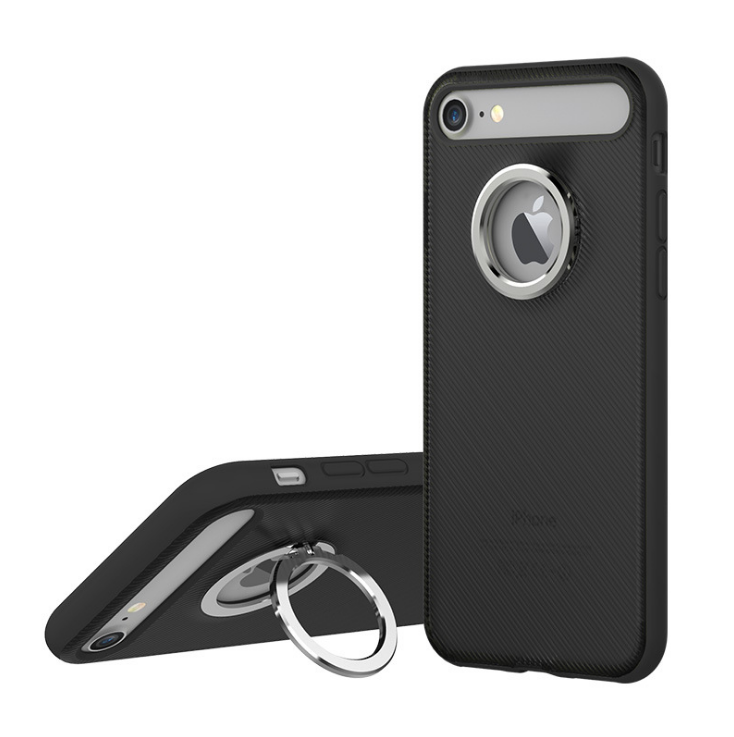 Apple iPhone 7 - Rock Ring Holder Case M2