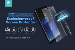 Samsung Galaxy S8 - Devia Explosion-Proof Screen Protector