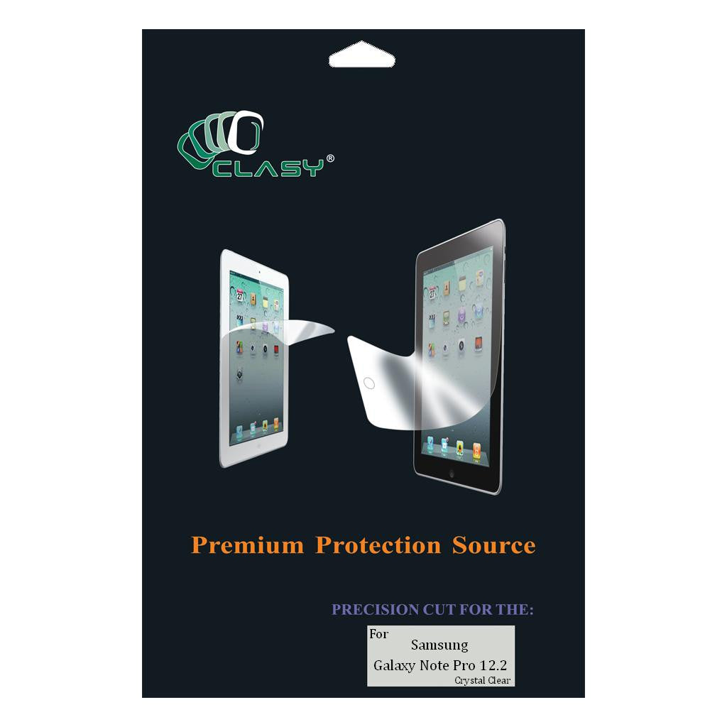 CLASY® Premium Screen Guard - Samsung Galaxy Note Pro 12.2