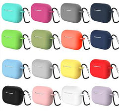 Apple AirPods Pro - Anti-Slip Stereo Silicone Protective Cover