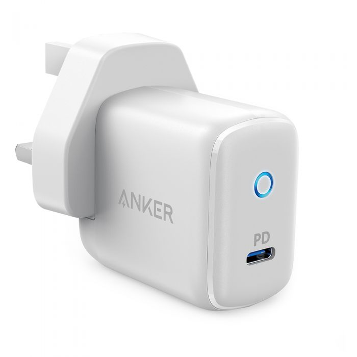 Anker PowerPort PD 1 USB-C Wall Charger with Power Delivery